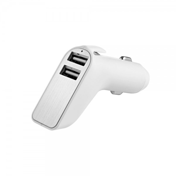 """Metmaxx® USB Auto-Adapter """"Charge&DriveSecurity"""""""