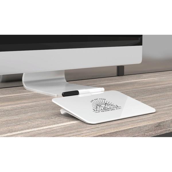 Glasboard für Ihren Schreibtisch
